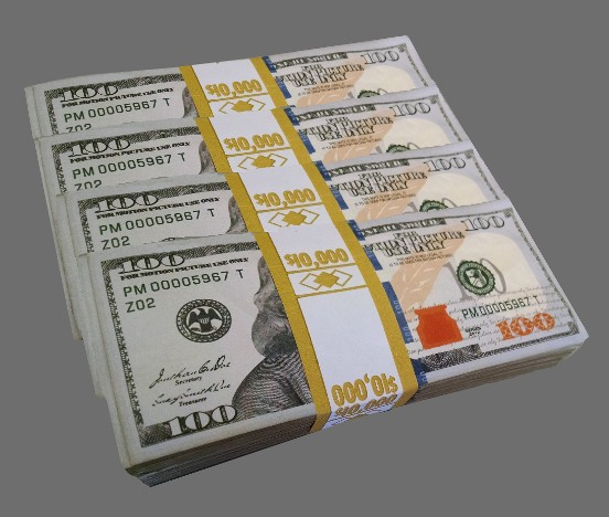 The Most Realistic Legal Prop Money In Usa Just 45 Stack 39 Ea If You Get 5 Or More