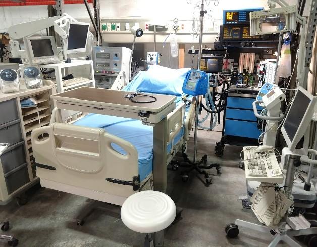 RJR Props, Medical Props, Hospital Props, ER, OR, ICU