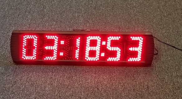 Large Countdown Clock Prop Countdown Clock Prop