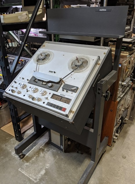 Reel to Reel tape player