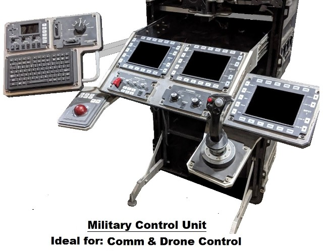 drone control station prop